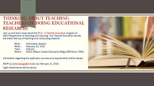 College Ppt Templates Information Session Ph D In Teacher Education Calendar