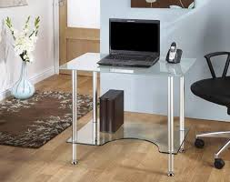 image of small hutch desk top