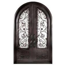metal front doorsIron Doors  Front Doors  The Home Depot