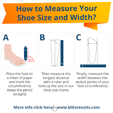 Shoe Width Chart Inches Shoe Sizes Shoe Size Charts Men Women How To Measure