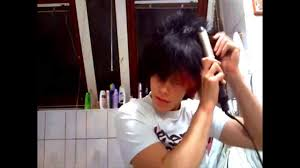 beedyboy emo scene hair and makeup tutorial for boys flashback 2009 remastered you
