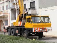 Coles 25 Ton Crane Load Chart Hydraulic Cranes 1975 1998 Coles Cranes