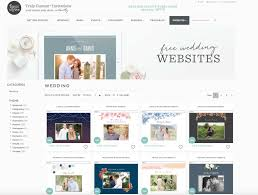 We Review The Top 5 Free Wedding Websites To Use For Your Wedding