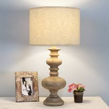rustic table lamps vintage spindle table lamp xybpcrn rustic lamps30