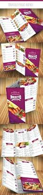 Catering Brochure Template Food Templates Menu Flyer And Services