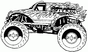 Truck Coloring Pages - Bestofcoloring.com