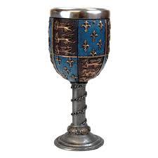 heraldic goblet image