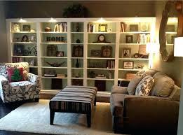 ikea bookcase lighting. Bookcase Lighting Ideas Bookshelf With Lights Ikea