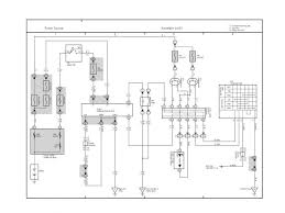 toyota wiring diagrams & toyota corolla air conditioning system toyota auris electrical wiring diagram at Toyota Auris Wiring Diagram