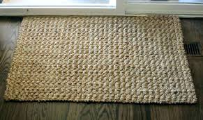 chenile jute rug navy area chenille 6 x 9 basketweave review