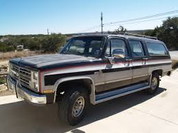 Barch Chevy Suburban Is A Suv Which