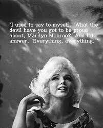 Marilyn Monroe Dream Quotes Best of Wildhearts Marilyn Monroe