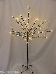 outdoor white & w/white indoor 50 multi action <b>cherry blossom led</b> ...