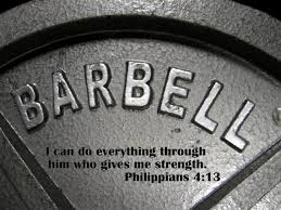 Bible Quote Weightlifting Art Training Bodybuilding Christian Art Custom Weight Lifting Quotes