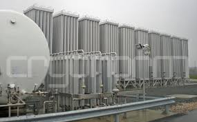 Ambient Air Vaporizer Design Cryogenic Vaporizers And Plants For Air Gases And Lng