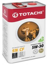 <b>TOTACHI</b> NIRO LV SEMI-SYNTHETIC 5W-30 – <b>масло моторное</b> ...