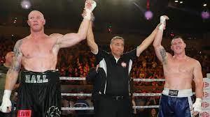 Barry Hall vs Paul Gallen fight: result ...
