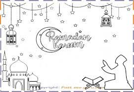 Christmas coloring pages for kids & adults to color in and celebrate all things christmas, from santa to snowmen to festive holiday scenes! Ramadan Kareem Coloring Pages Printable Free Kids Coloring Pages Printable