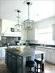 black kitchen lights drop light lantern wall country lighting over island pendants li