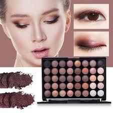 40 colours eyeshadow eye shadow palette makeup kit set make up cosmetics 11street msia eyeshadow