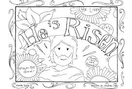 Easter Coloring Pages Nicearticlesinfo
