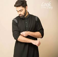 Shalwar Kurta Design 2016 Man Amir Adnan Men Wedding Stylish Kurtas Collection 2015 2016