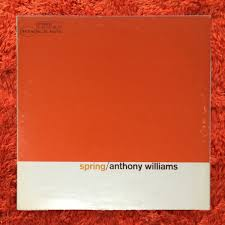 <b>Anthony Williams</b> [<b>Spring</b>] '70s Blue/Black Label – LP Guru