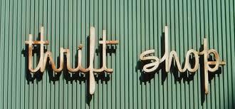 Image result for thrift shop