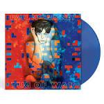 Tug of War [Blue Vinyl]