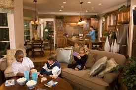 Open Floor Plan Living Room Decorating Open Concept Kitchen Living Room Decorating Nomadiceuphoriacom