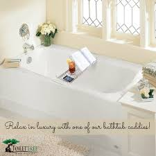 beautiful with how to find the perfect bathtub caddy for you