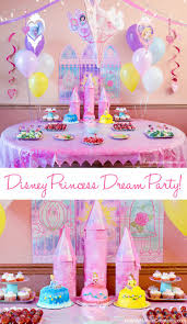 a party theme fit for a princess