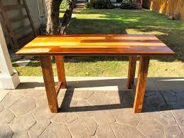 Kitchen Work Table Wood Arbor Exchange Reclaimed Wood Furniture Patchwork Kitchen Work