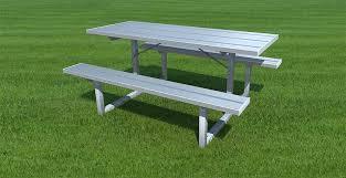 aluminum picnic tables. Picnic Tables Aluminum T