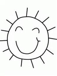Small Picture Sun Coloring Coloring Page 14 Emoji Sad Face Outline 8912