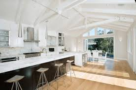 kitchen design ideas inspiring vaulted ceiling kitchen 42 kitchens with ceilings home stratosphere from vaulted