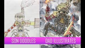 Father And Sons Design Workshop Steampunk War Machine Full Version Father Sons Design Workshop No 19