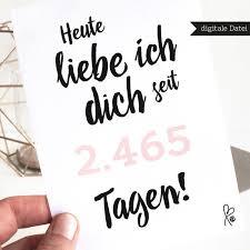 Bastelanleitung Karte Lastminute Printable Pdf Jahrestag Love