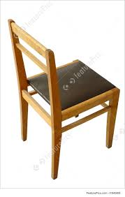 old wooden chair.  Chair House Living Old School Wooden Scratched Chair On Isolated Background And Wooden Chair S