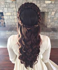 60 Hair Style 60 cute easy half up half down hairstyles for wedding prom and 8675 by wearticles.com