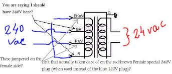 transformer wiring diagrams wiring diagram schematics wiring help replacing transformer pentair minimax nt heater