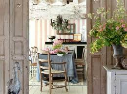 French Country Decorating Ideas Turning Old Mill Into Beautiful Home.