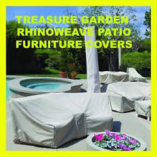 patio furniture winter covers. Image Is Loading Treasure-Garden-RhinoWeave-Patio-Furniture-Winter-Covers Patio Furniture Winter Covers S