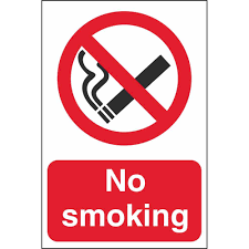 No Smoking Signage No Smoking Signs Prohibitory Security Safety Signs Ireland