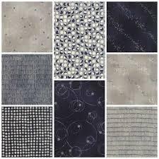 Fat Quarter Bundle - Nocturne - Janet Clare - Moda - Quilting ... & Fat Quarter Bundle - Nocturne - Janet Clare - Moda - Quilting Fabric - UK Adamdwight.com