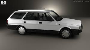 360 view of Fiat Regata Weekend 1984 3D model - Hum3D store