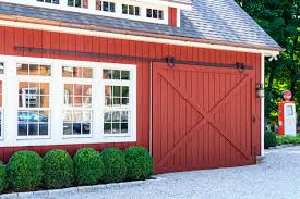 barn door garage doorsBarn Garage Inspiration The Barn Yard  Great Country Garages