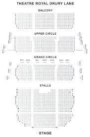 Theatre Royal Drury Lane Seating Chart Lane Theater Seating Petgeek Co