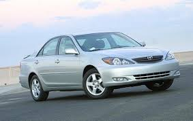 2004 Toyota Camry - Information and photos - ZombieDrive