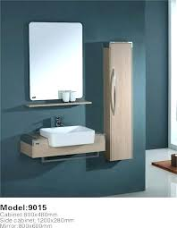 modern bathroom wall cabinets. Plain Cabinets Beautiful Wall Hung Bathroom Cabinet Contemporary Cabinets  China Modern Vanity Intended Modern Bathroom Wall Cabinets Y